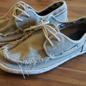 Merona boat shoes